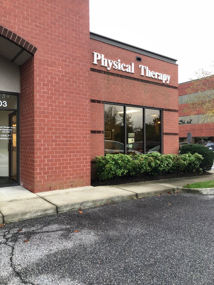 Physical Therapy Center of Chesapeake: 747 Volvo Pkwy, Chesapeake, VA