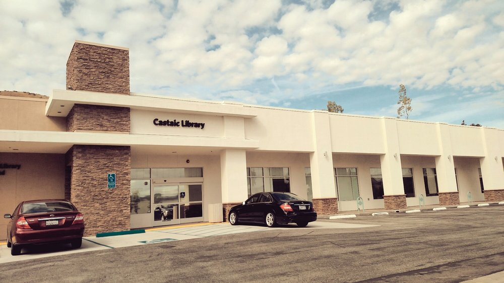 County of los angeles public library castaic library for La county public library