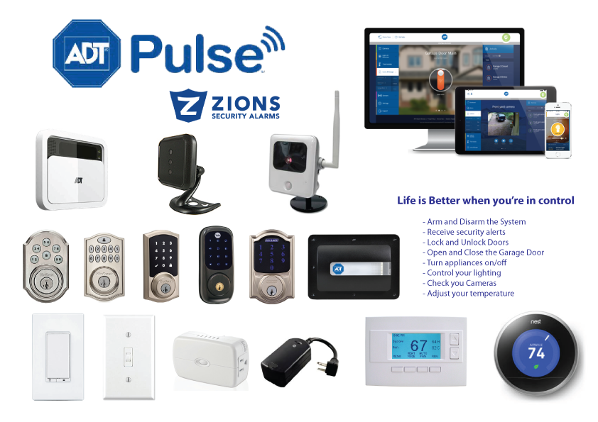 Adt Pulse Options And Equipment Yelp