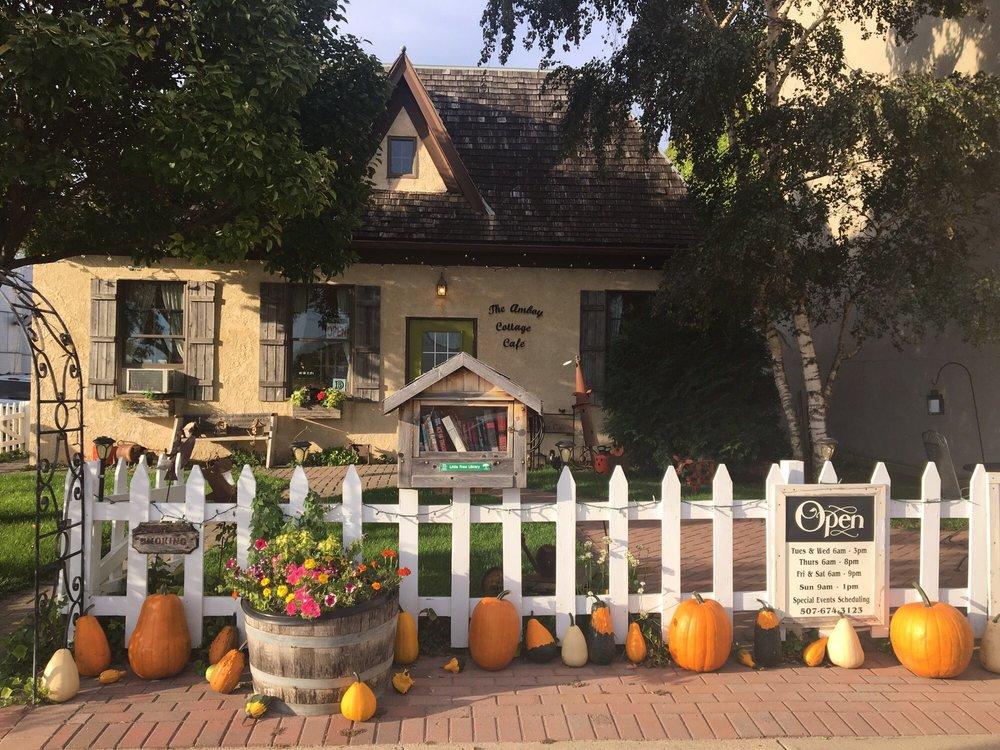 The Amboy Cottage Cafe: 100 E Maine St, Amboy, MN