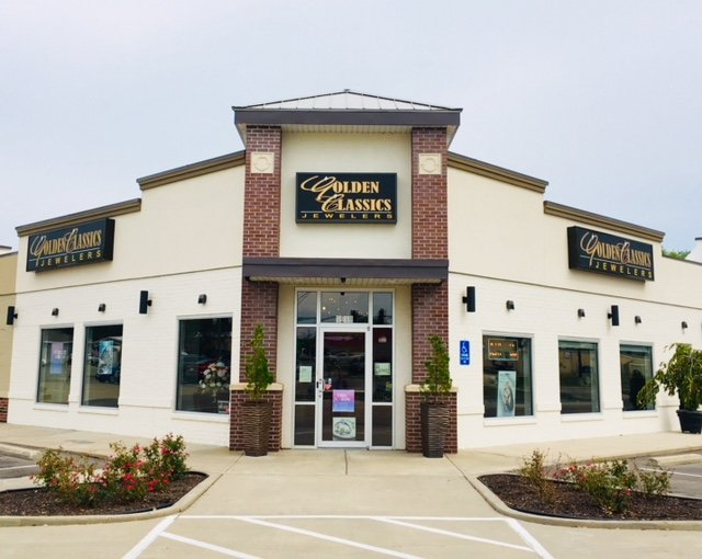 Golden Classics Jewelers: 1919 N Commercial St, Harrisonville, MO