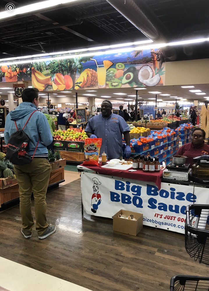 Big Boize Bbq sauce: 505 N Bailey Rd, Thorndale, PA