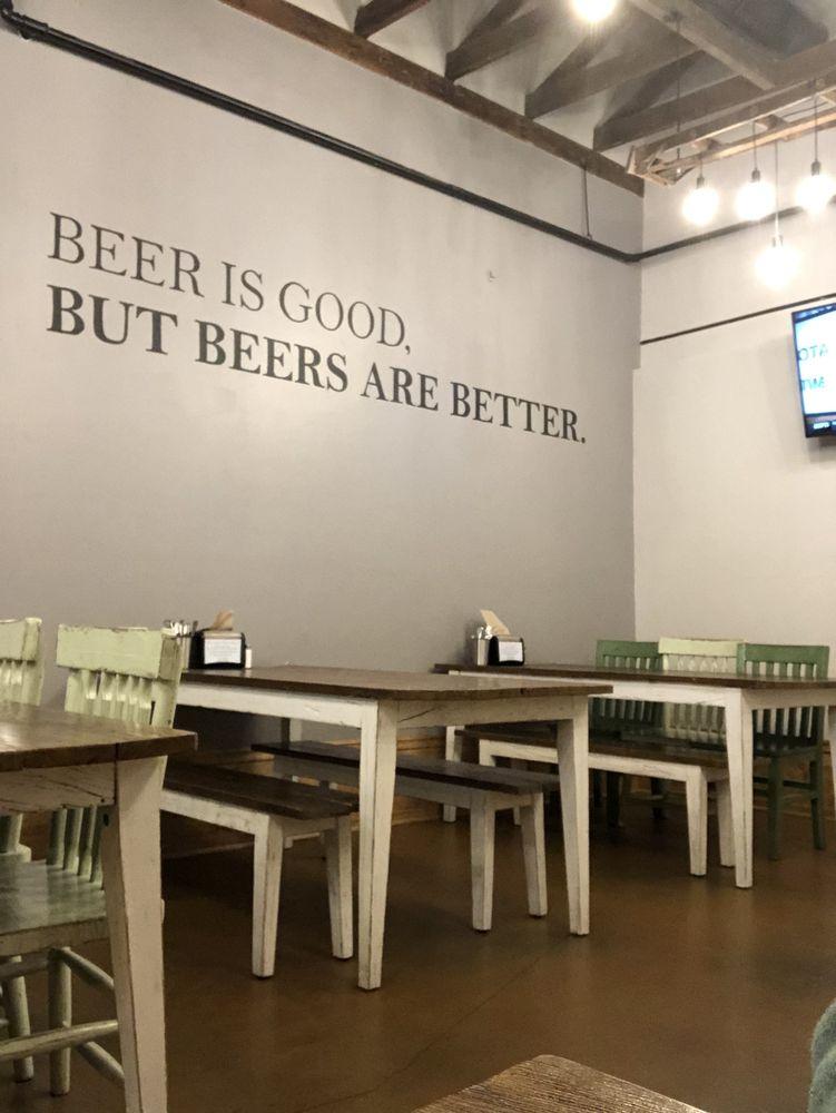 Hooby's Brewing: 9 E Main St, Winters, CA