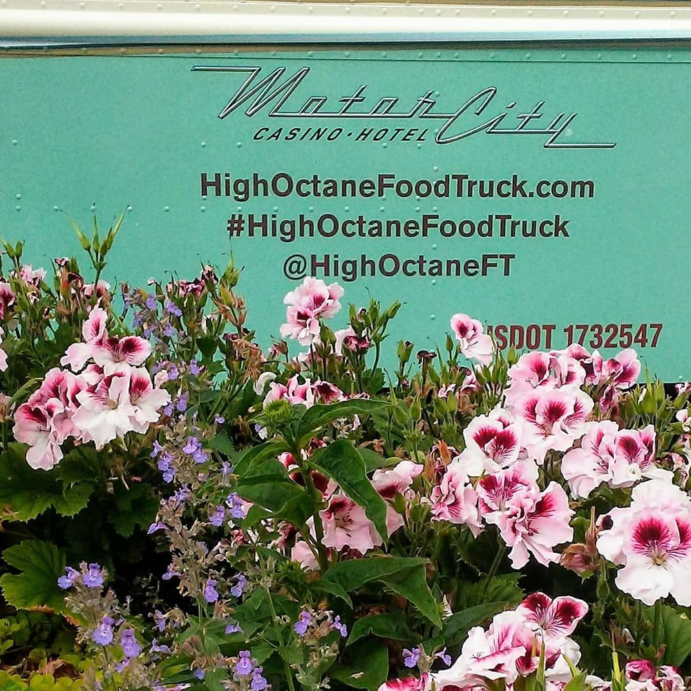 High Octane Food Truck: Detroit, MI