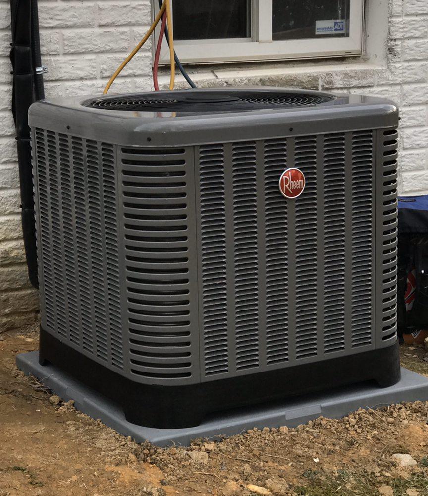 HVAC Direct Heating & Cooling