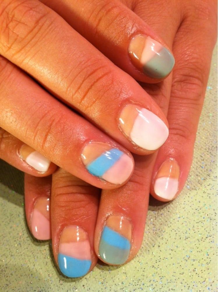 Matching Manicure