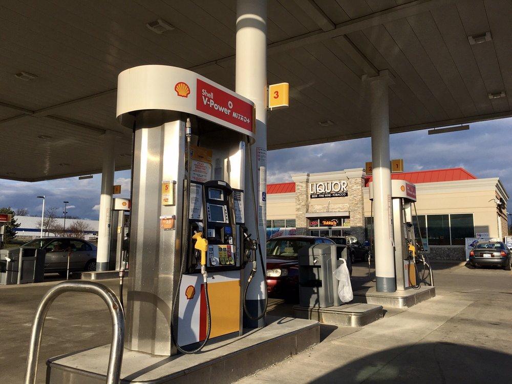 Opdyke Shell: 200 N Opdyke Rd, Auburn Hills, MI