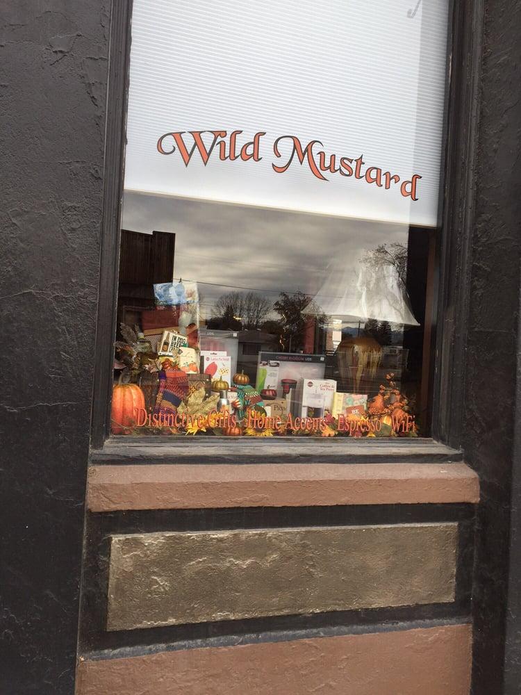 Wild Mustard: 203 S Main St, Alturas, CA