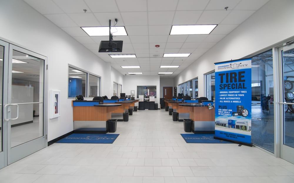 Honda City Milwaukee >> Schlossmann Honda City Service Advisers Area Yelp