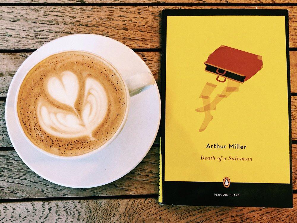 Social Spots from Aura Coffee