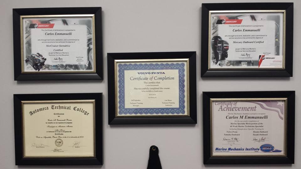 Orlando Marine Services