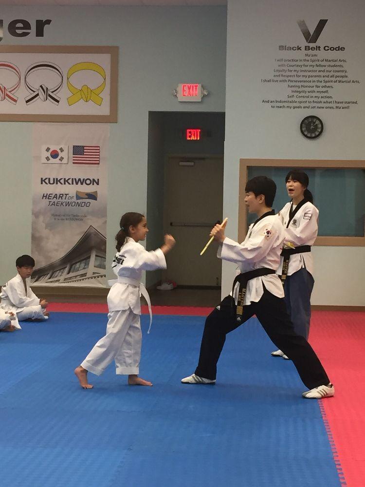 S J Lee Taekwondo: 2540 N Watters Rd, Allen, TX