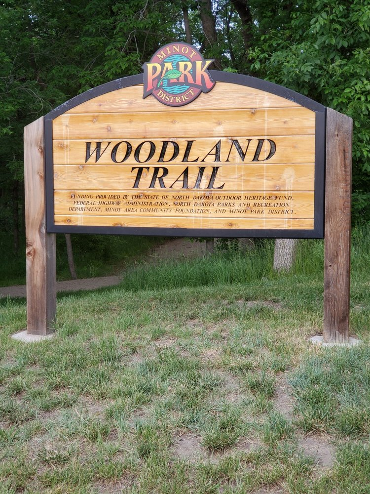 Woodland Trail: 2900 Frontage Rd, Minot, ND
