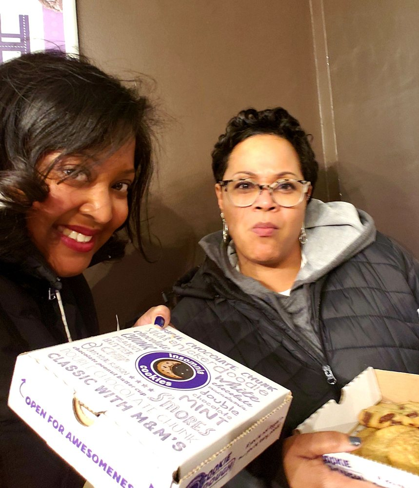 Insomnia Cookies: 812 South Broadway, Baltimore, MD