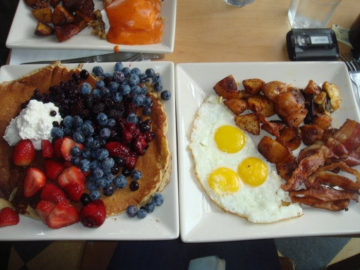 Portage Bay Cafe - Roosevelt