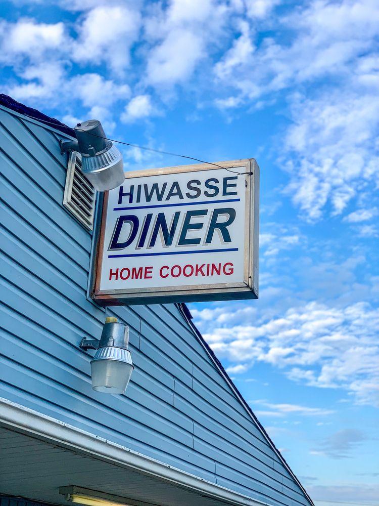 Hiwasse Diner: 13548 W Highway 72, Hiwasse, AR