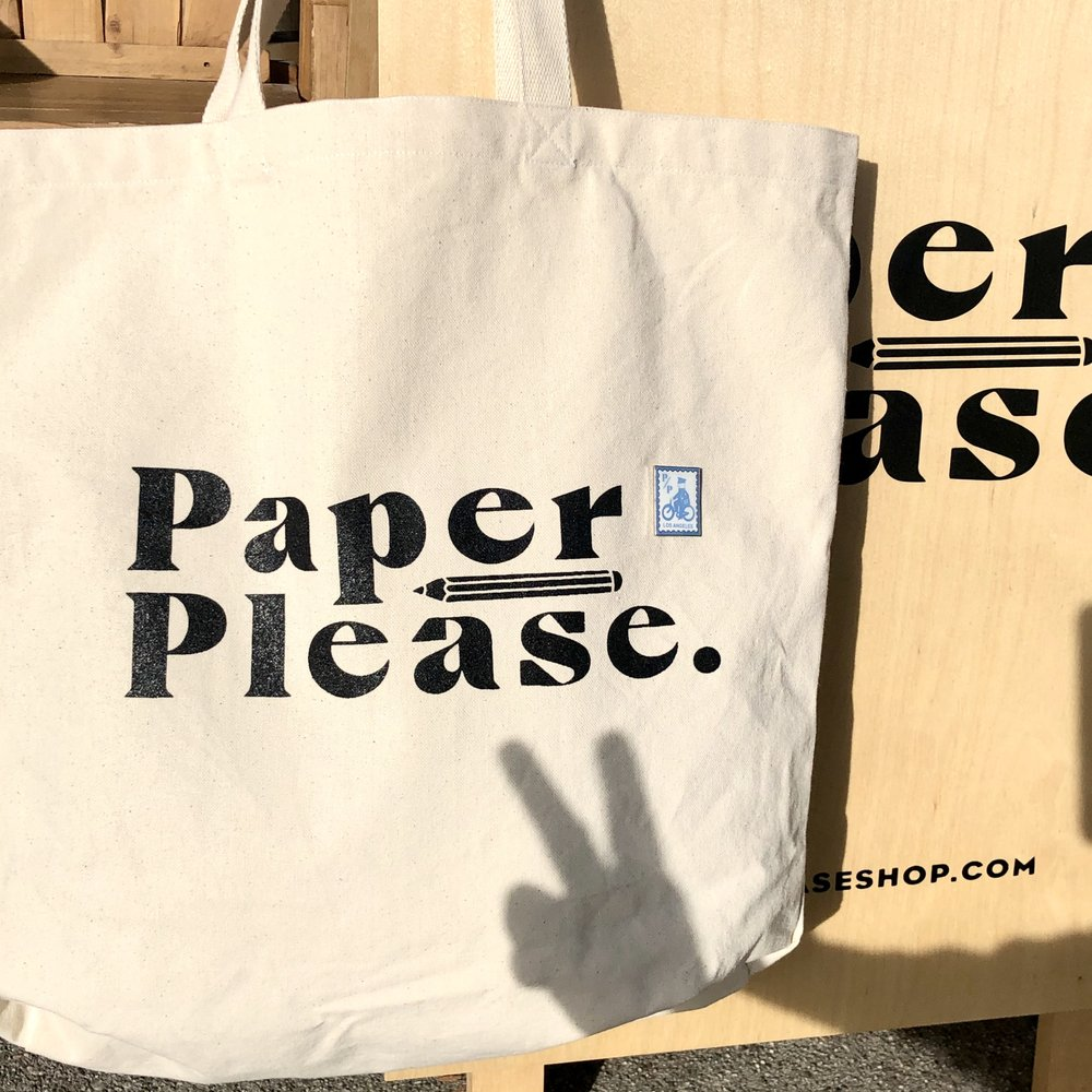 Paper Please: 441 Gin Ling Way, Los Angeles, CA