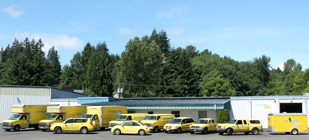 ServiceMaster By JTS: 2305 Columbia Heights Rd, Longview, WA