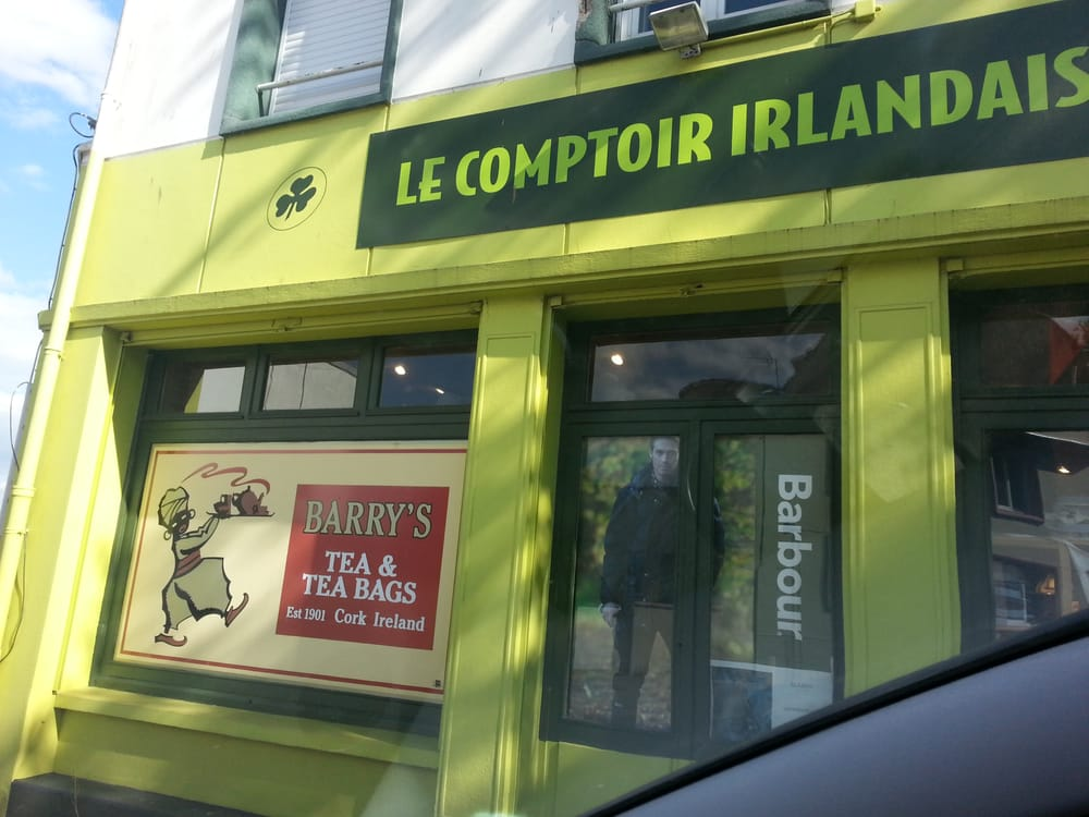 Le comptoir irlandais shopping 32 avenue perri re - Comptoir irlandais lorient ...