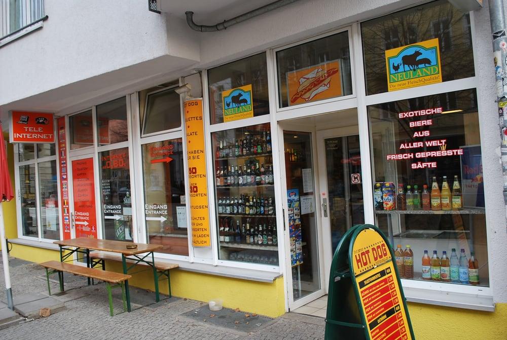 New Hot Dog World: Weinbergsweg 4, Berlin, BE