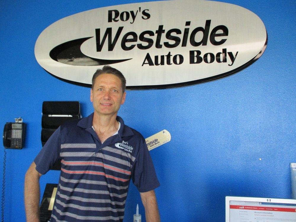 Roy's Westside Auto Body: 800 Jackson Blvd, Rapid City, SD