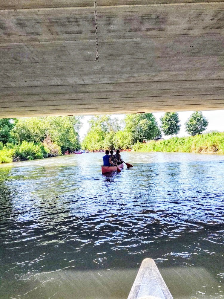 Birch Bark Canoe Livery: 1455 River Rd, Urbana, OH