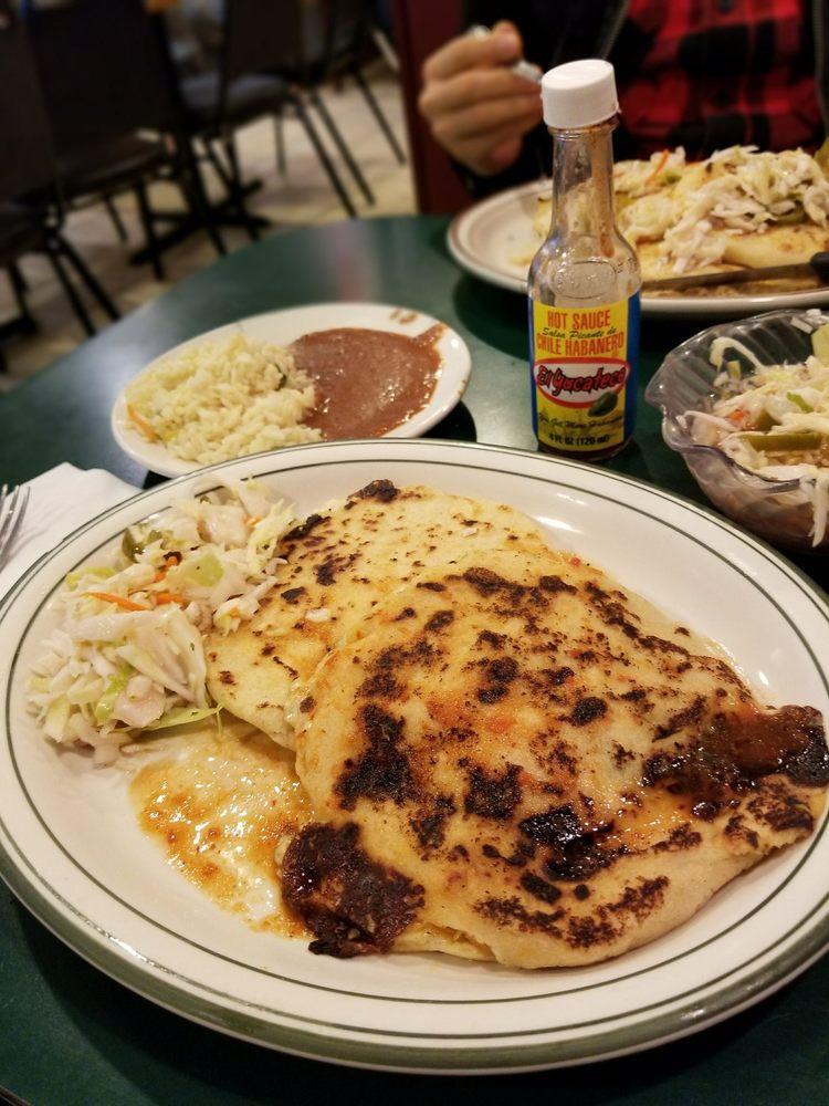 Pupusería y Restaurante Salvadoreño: 3149 Livernois Ave, Detroit, MI