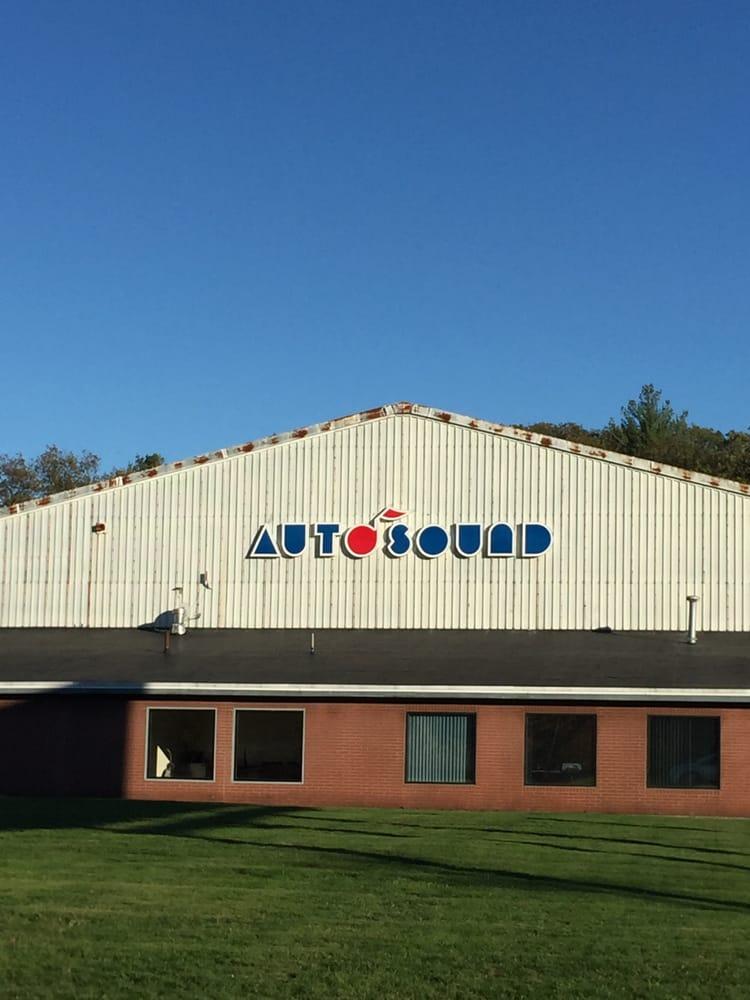 Auto Sound: 109 Washington St, Plainville, MA
