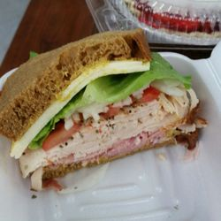 Photo Of Country Food And Furniture   Powhatan, VA, United States. Yumm  Sandwich