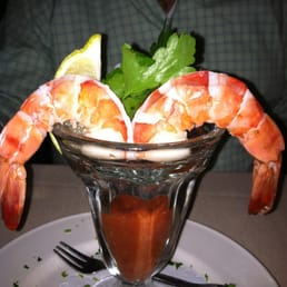 Louie's On The Avenue - Pearl River, NY, United States. Shrimp cocktail, the biggest and best?