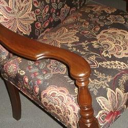 Photo Of New Era Upholstery   West Chicago, IL, United States. Refinished  Wood