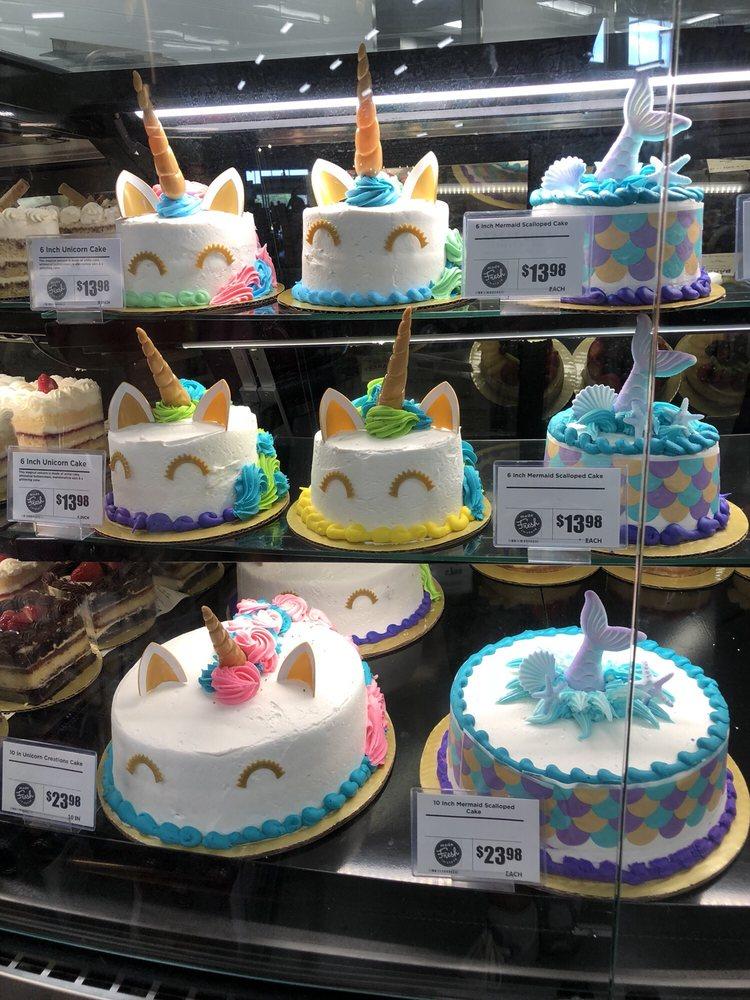 Outstanding Unicorn Cakes Unicorn Cake Heb Birthday Cards Printable Trancafe Filternl