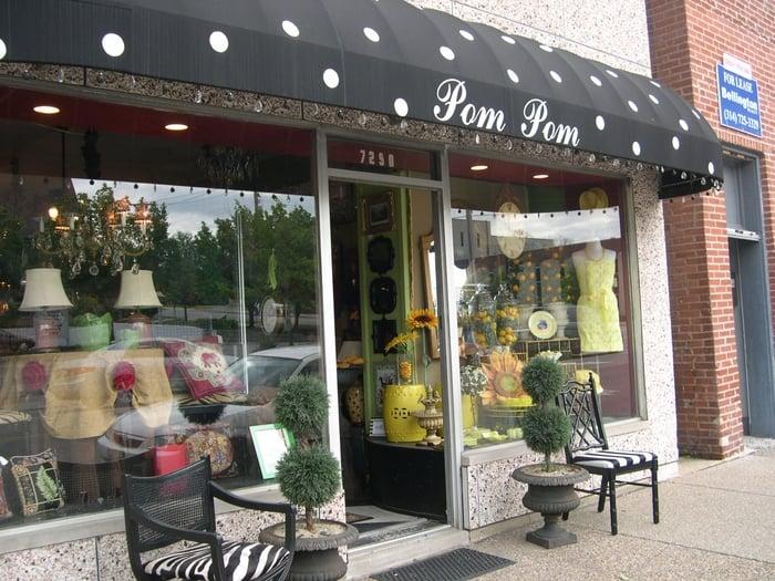 Pom Pom CLOSED Home Decor 7290 Manchester Rd Saint