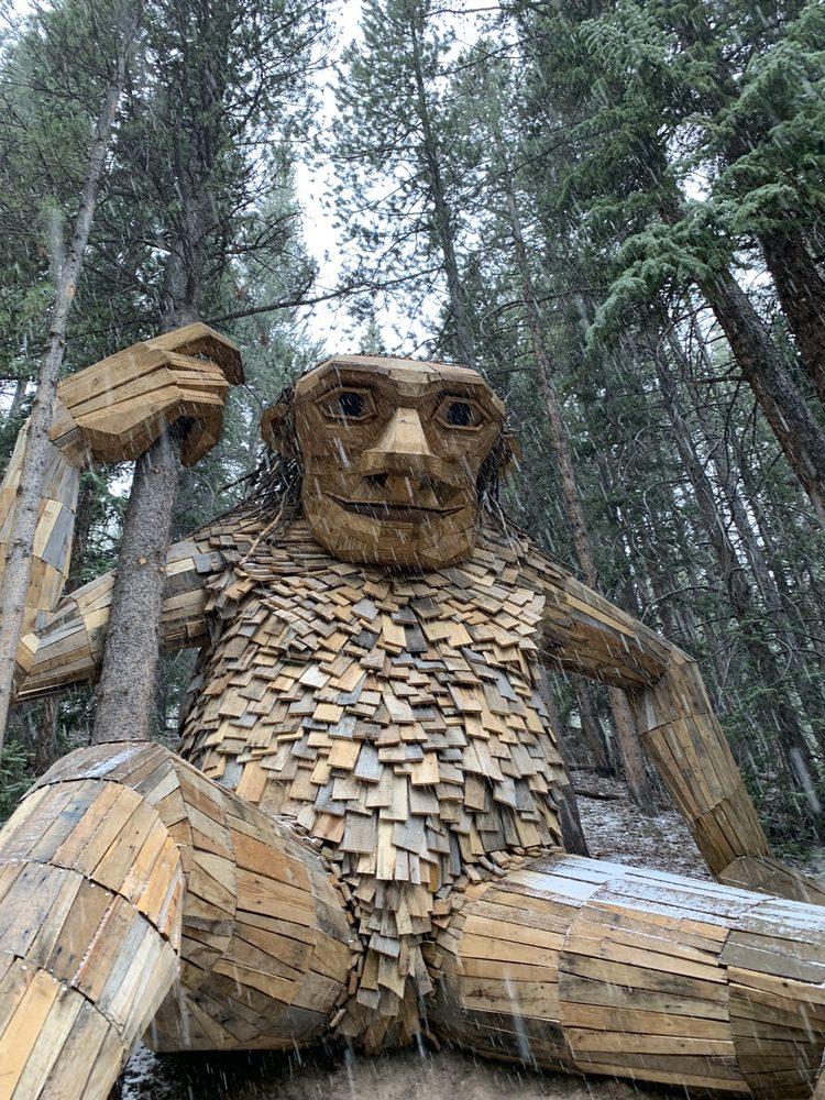 Isak Heartstone Troll: 189 Boreas Pass Rd, Breckenridge, CO