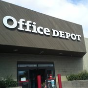 Exceptionnel ... Photo Of Office Depot   Sunnyvale, CA, United States. Office Depot  Store Front ...