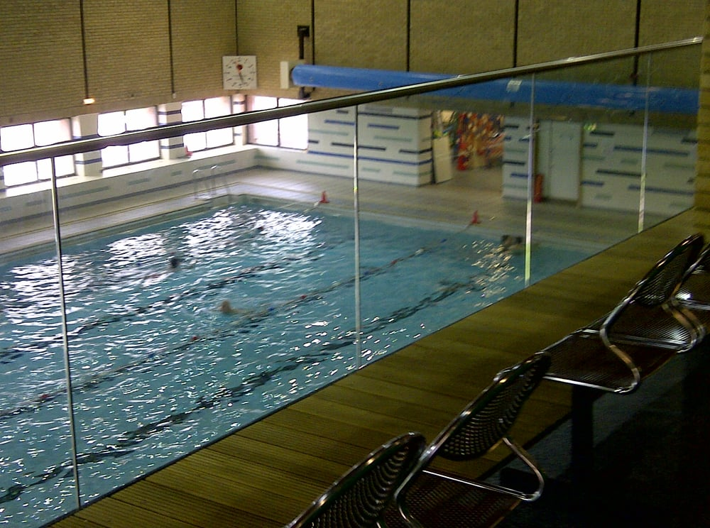 Meadowside Sports Centre Swimming Pools Meadowside Drive Burton On Trent Staffordshire