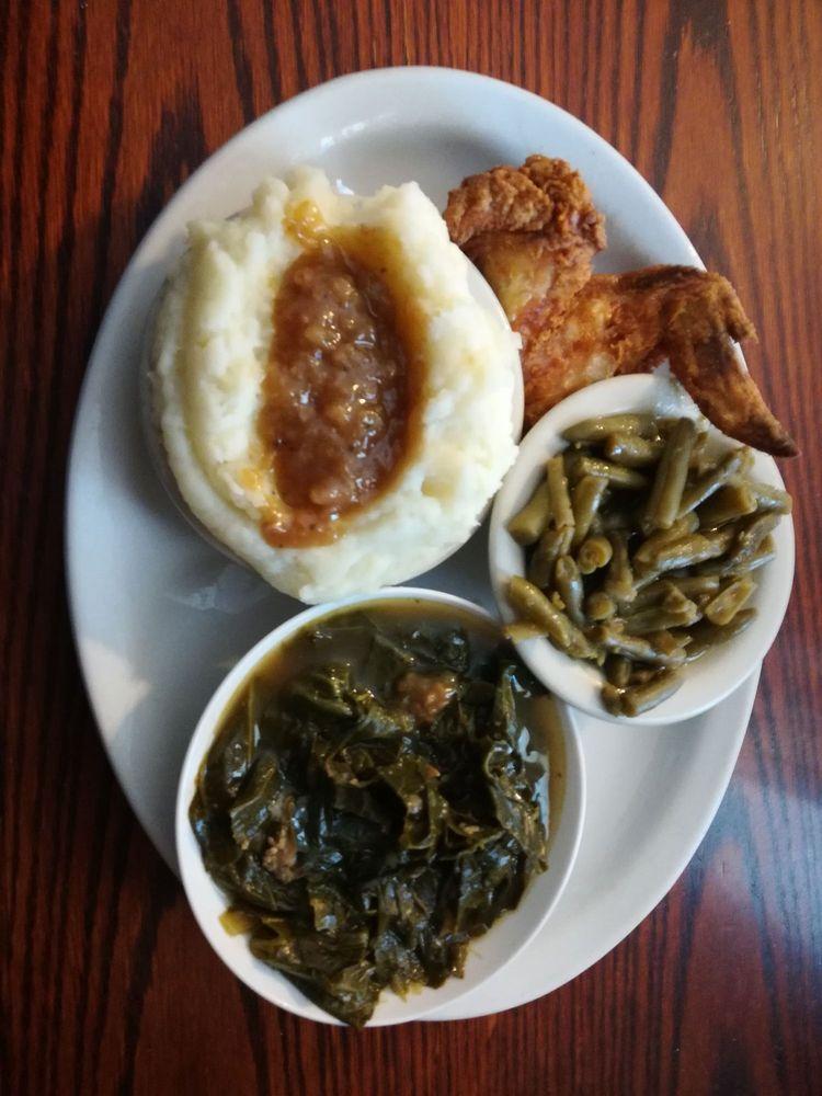 MEs Place Soul Food Cafe: 1203 Broadway St, Joplin, MO