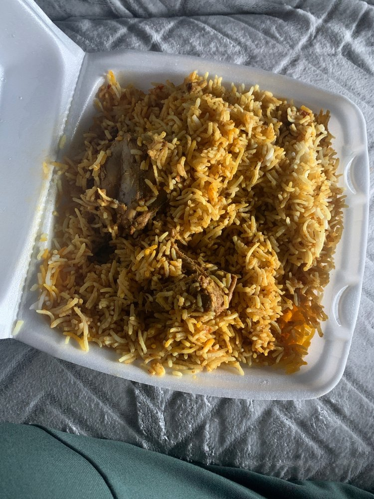 Food from Mirch Masala Grill
