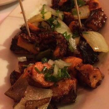 Photo Of Cristal Restaurant Brockton Ma United States Grilled Octopus Etizer