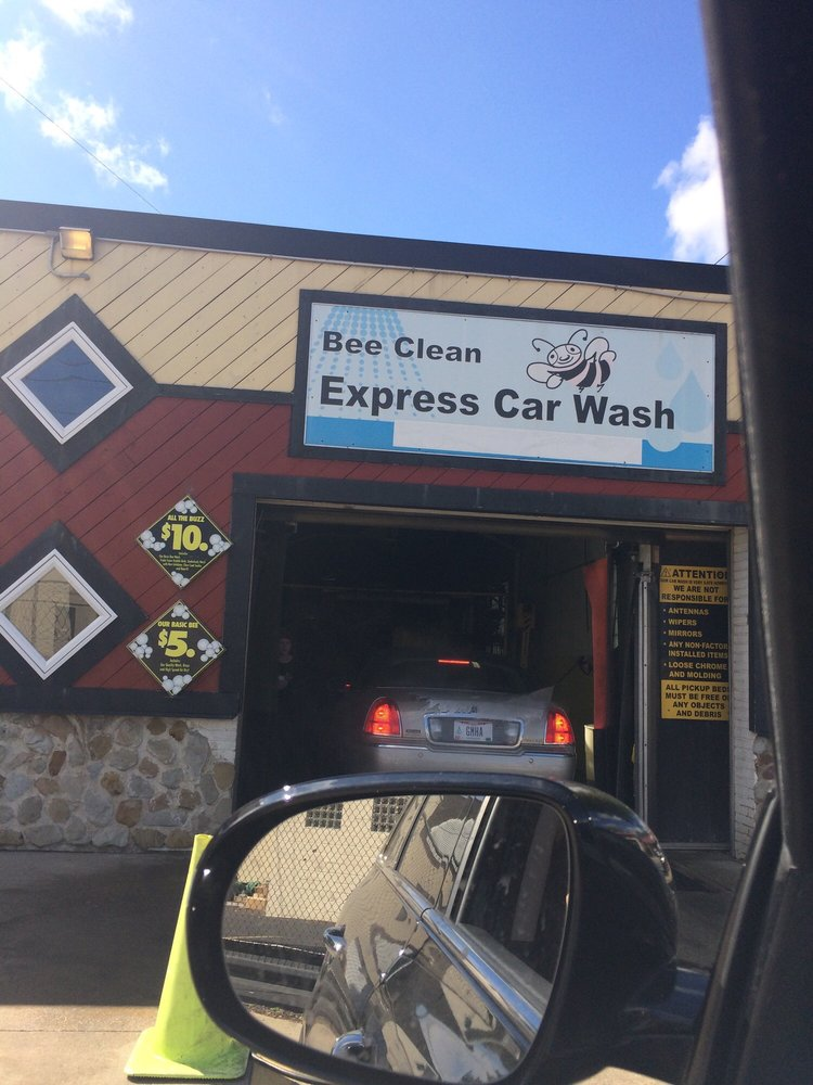 Bee Clean Car Wash