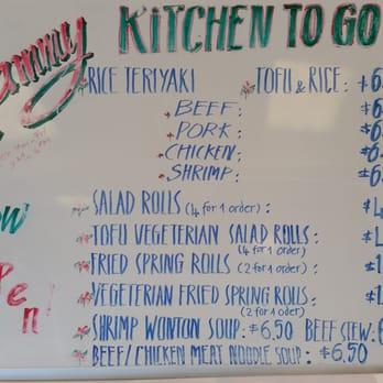 Photo Of Tammy Kitchen To Go   Portland, OR, United States. Menu