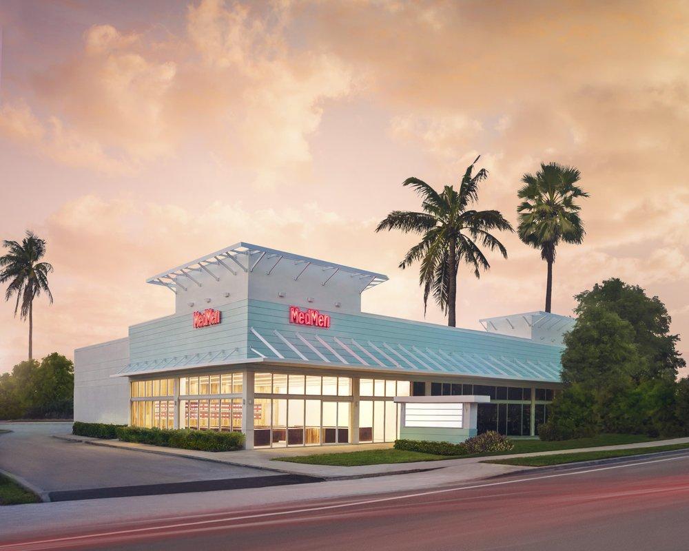 MedMen Fort Lauderdale - Coral Shores: 2949 N Federal Hwy, Oakland Park, FL