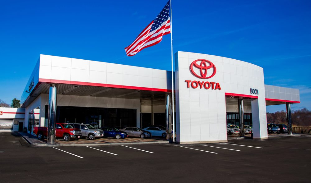 Boch toyota 26 foto e 214 recensioni concessionari for Central motors norwood ma