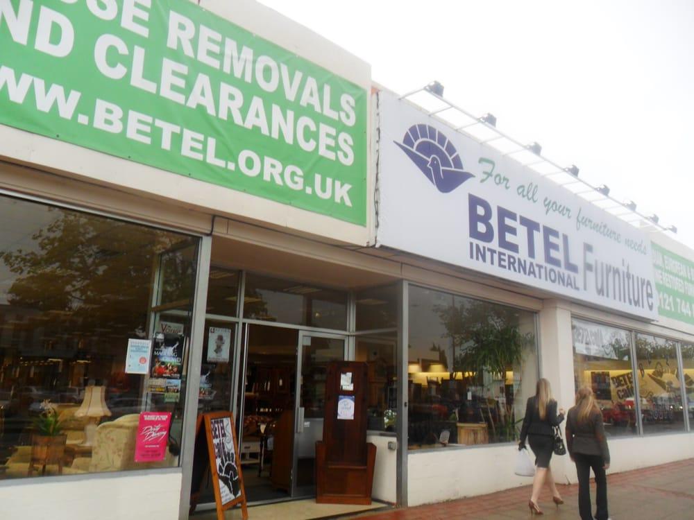 Betel international furniture charity shops 196 for Furniture charity shops