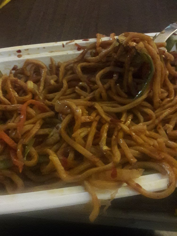 Food from China House