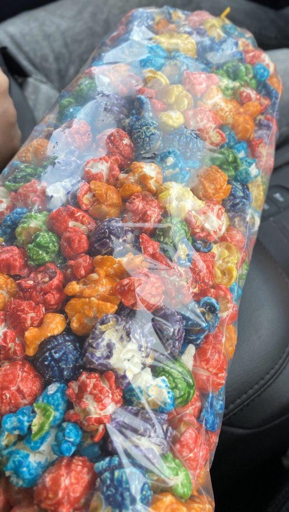 The Popcorn Wagon Gourmet Popcorn: 4205 Miller Rd, Flint, MI