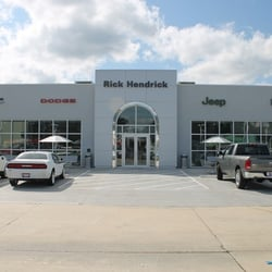Rick Hendrick Jeep Chrysler Dodge RAM Reviews Car Dealers - Jeep chrysler dealerships