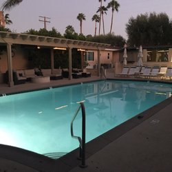 Life style or swinger resort desert hot springs