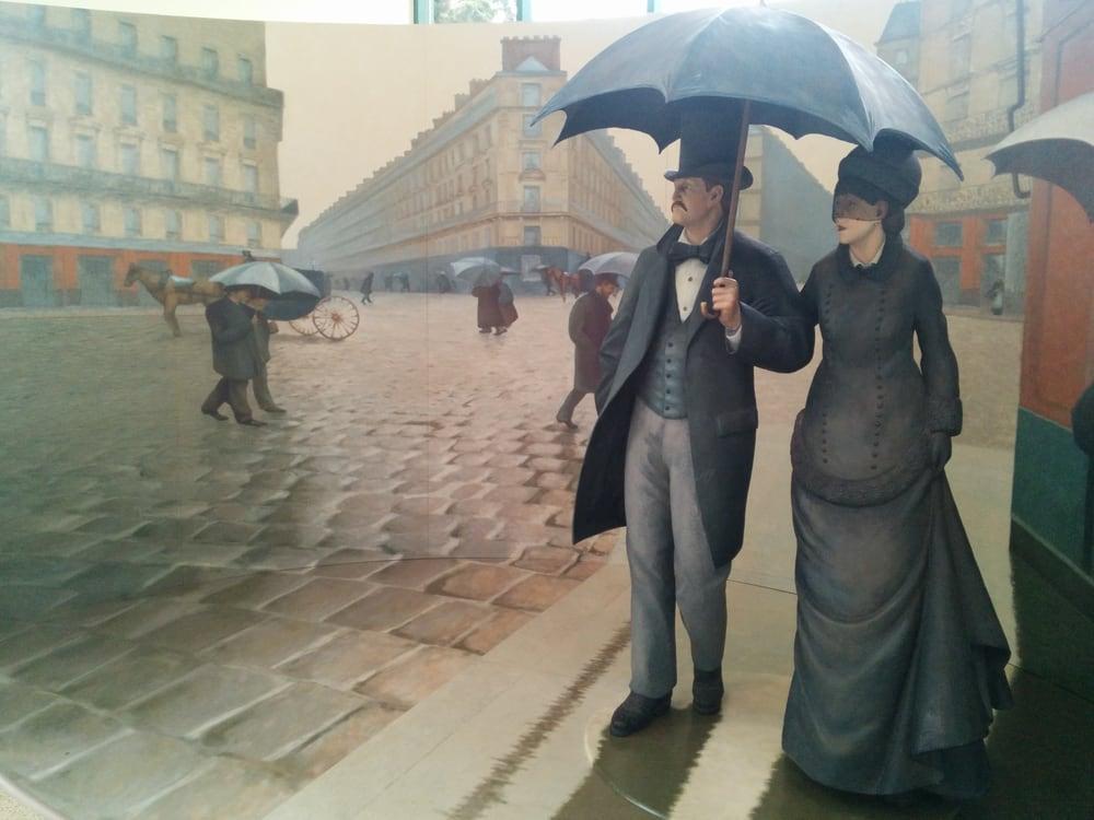 paris st wet day