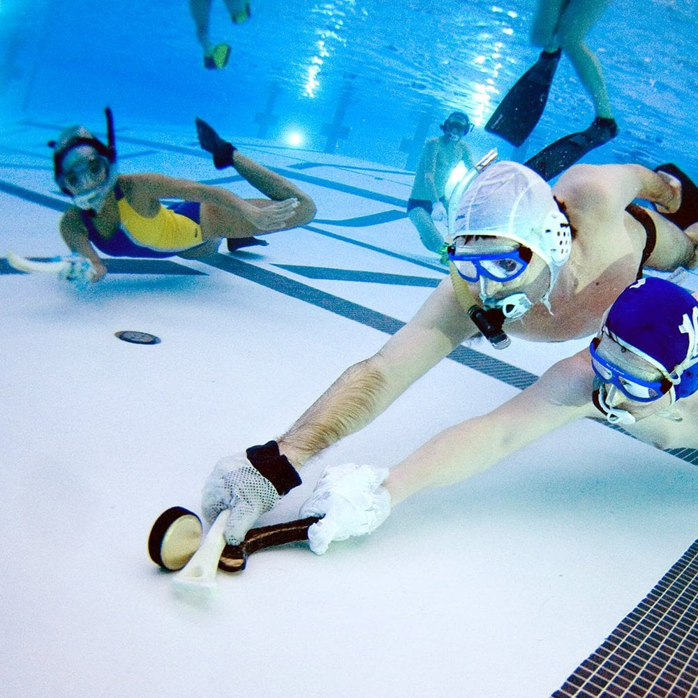 SF Underwater Hockey